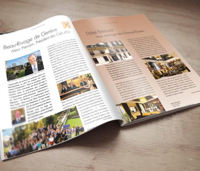 Cigart Swiss Magazine - L'hôtel Belmont